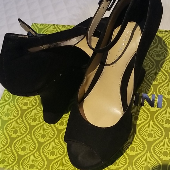Black Athena Platform Shoes